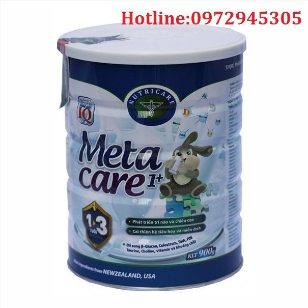 Sữa Metacare 1+ mua ở đâu, giá bao nhiêu?